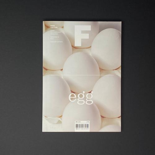Magazine F | Egg | #15