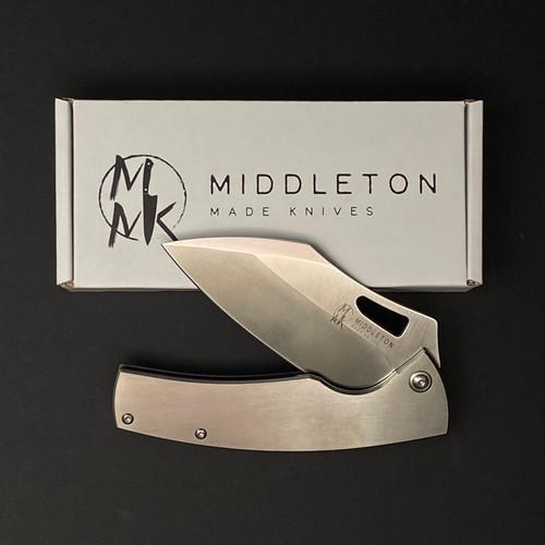 "Middleton Made | ""ONA"" | Folding Chef's Knife"