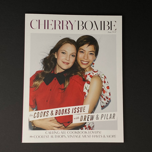 Cherry Bombe | The Cooks & Books Issue | #17