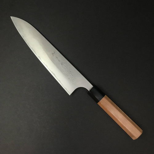 Yoshimi Kato | AS Clad | Gyuto 210mm