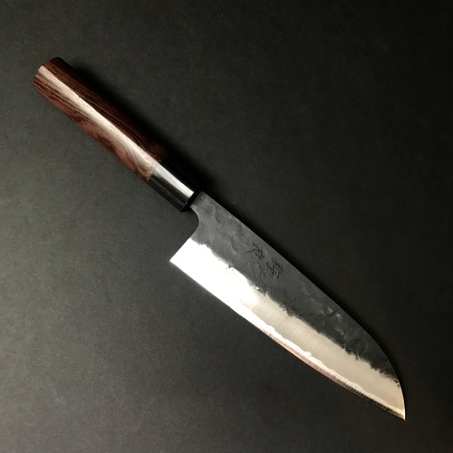 NOLA | AS Kuro | Santoku 165mm