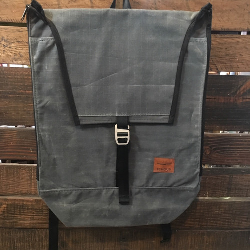 Tchoup Bags | Knife Backpack | Slate