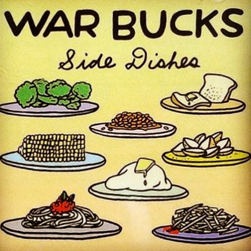 Warbucks | Side Dishes | CD Album