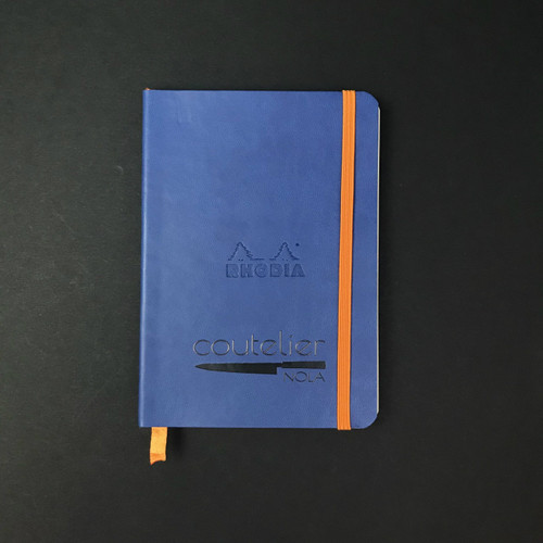 Rhodia Notebook - Small - Sapphire