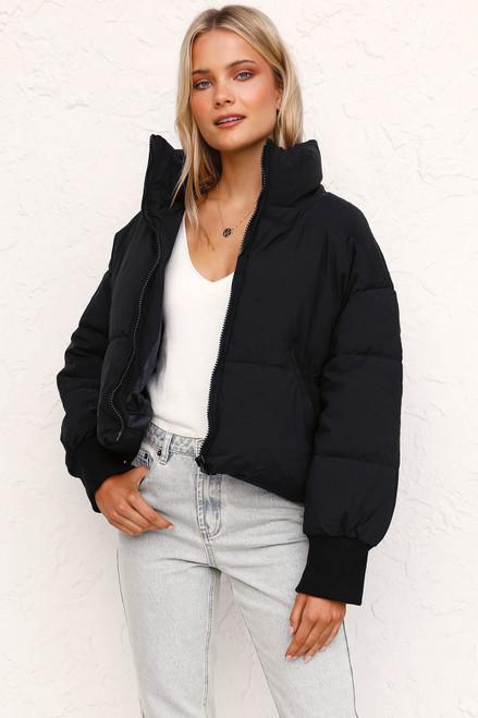 Boston Jacket BLACK