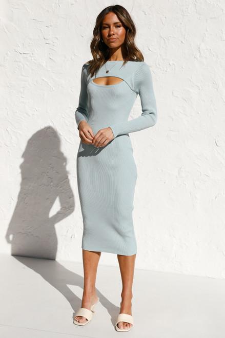 Shae Dress SKY BLUE