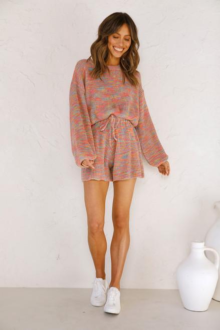 Mavis Knit Shorts