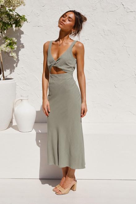 Kendall Dress SAGE