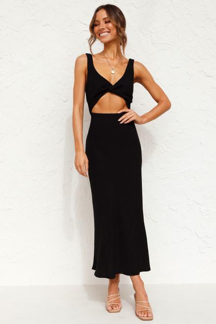 Kendall Dress BLACK