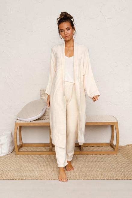 Julian Knit Pants CREAM