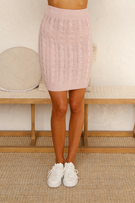 Gracie Knit Skirt