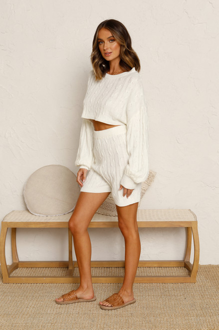 Simin Knit Shorts