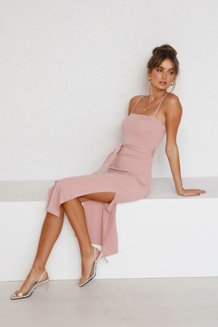 Martine Dress BLUSH