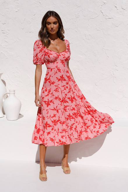 Shelby Dress PINK