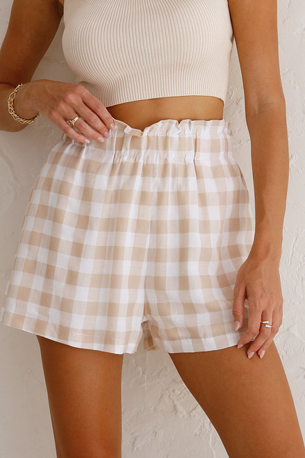 Perry Shorts BEIGE