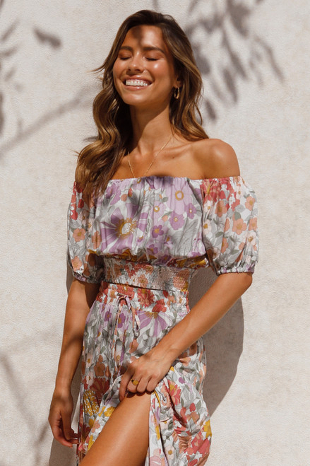 Maeve Top FLORAL
