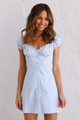 Miley Dress SKY BLUE