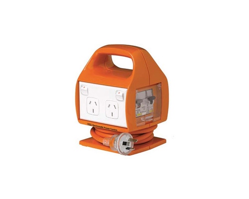 HPM REPC410 Electresafe Powercentre with RCD/MCB Protection 10A