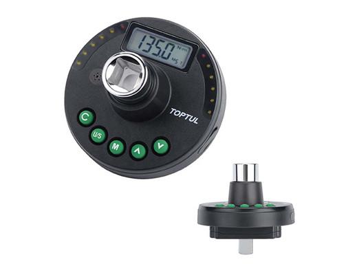 Toptul DTA-340A4 Digital Torque Angle Adapter 17-340Nm
