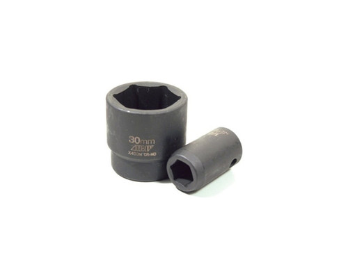ABW Impact Sockets Metric & AF 1/2""