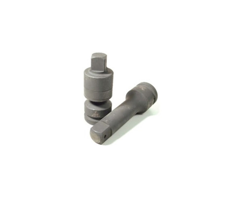 "ABW X4X-75 Impact Socket Extension Bar 1/2"" 75mm"