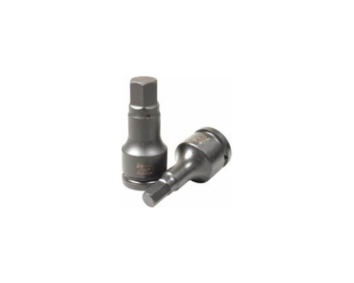 """ABW Impact Sockets In-Hex 3/4"""" Metric & AF"""