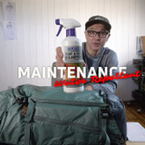 GEAR MAINTENANCE: WATER REPELLENCY