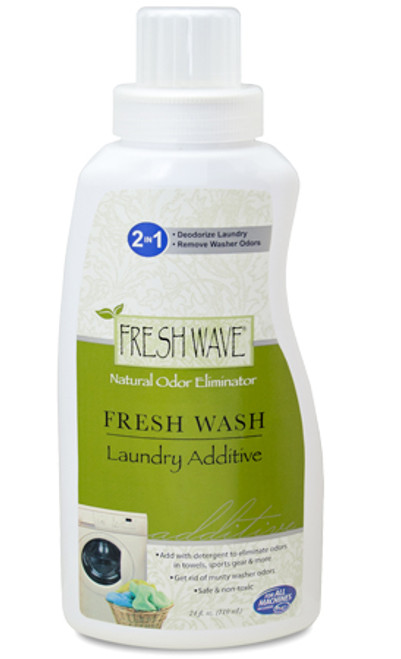 Fresh Wave Fresh Wash Odour Eliminator for Laundry