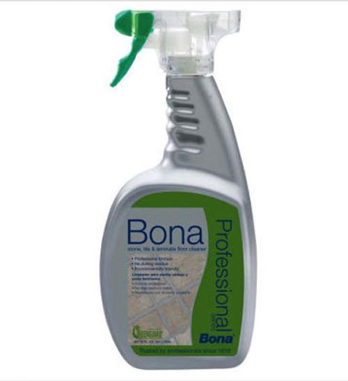 Bona Stone, Tile & Laminate Pro Series Cleaner 32oz Spray