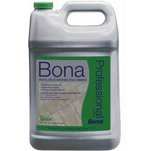 Bona Stone, Tile & Laminate Pro Series Cleaner Refill 1gal
