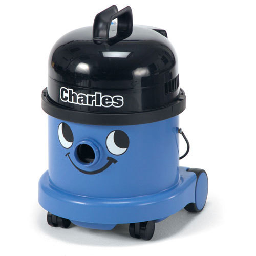 Numatic Charles Wet Dry Commercial Canister Vacuum
