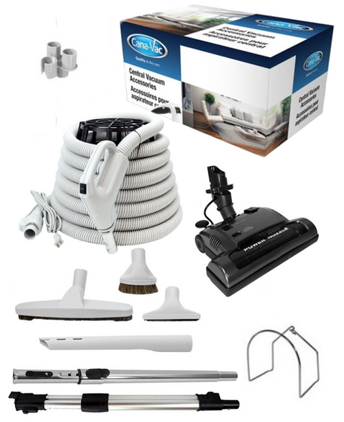 Cana-Vac 30' Power Essentials Kit
