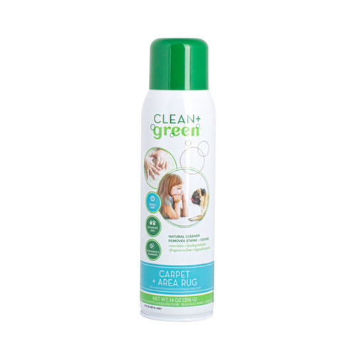 Clean + Green Carpet & Upholstery Stain Remover