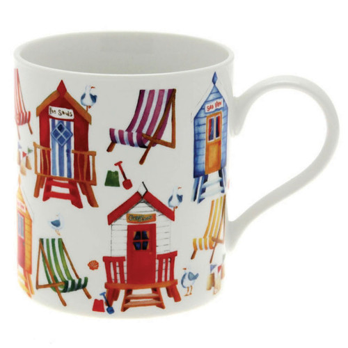 Beachtime Oxford Mug