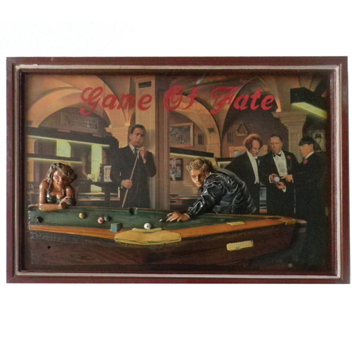 Wall Plaque Game Of Fate