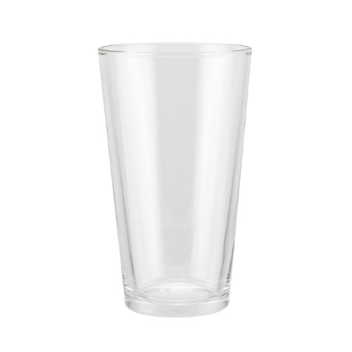 Long Drink Glass Plain