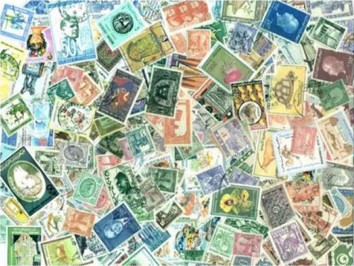 Tunisia Stamp Collection - 200 Different Stamps