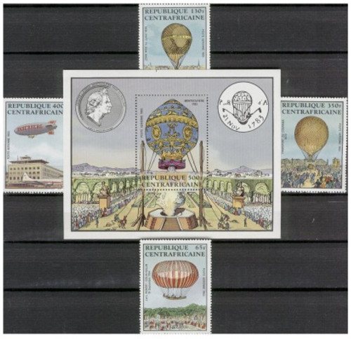 Balloons on Stamps