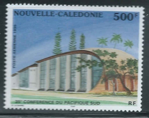 New Caledonia - S. Pacific Conference - Airmail Stamp - C271 14L-004