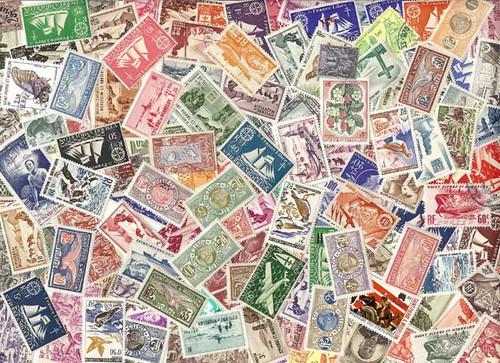 St Pierre & Miquelon Collection - 150 Different Stamps