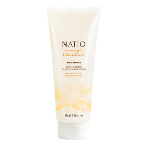 Natio Orange Blossom Body Butter