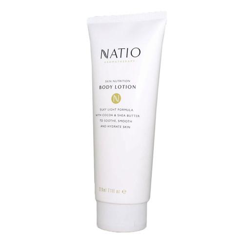 Natio Aromatherapy Skin Nutrition Body Lotion