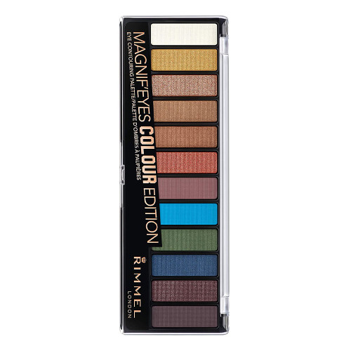 Rimmel Magnif'eyes Eyeshadow Palette - 004 Colour