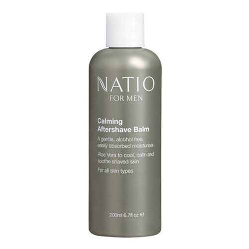 Natio Calming Aftershave Balm 200ml