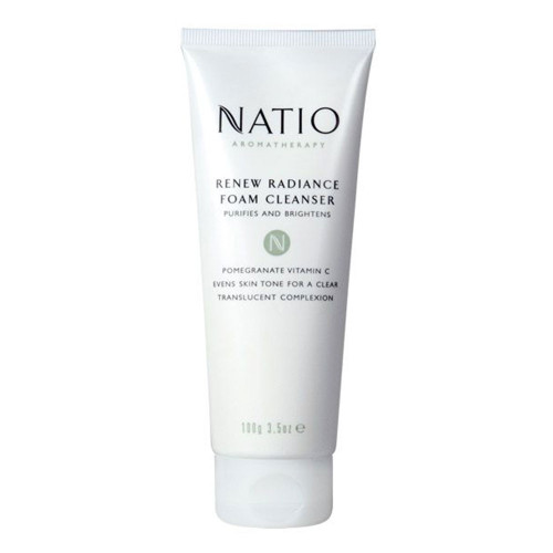 Natio Renew Radiance Foam Cleanser 100g