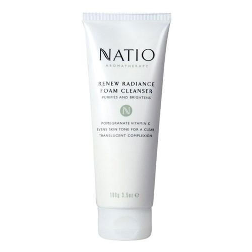 Natio Renew Radiance Foam Cleanser 100g
