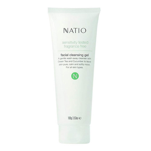 Natio Facial Cleansing Gel 100g