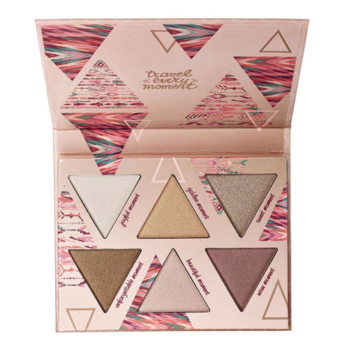 essence Bronzing Eyeshadow Palette - 01 Collect Moments, Not Things