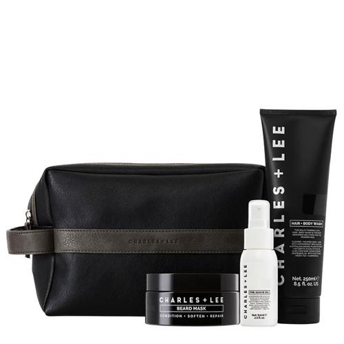 Charles + Lee Beard Essentials Kit