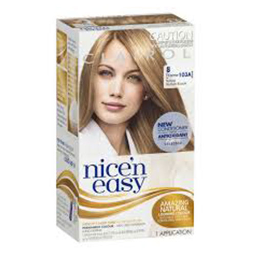 Clairol Nice 'N Easy Hair Colour - 8 Natural Medium Blonde